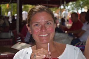Fannie Walvius van kidsfabrics.nl en rivingtoninteriors.com