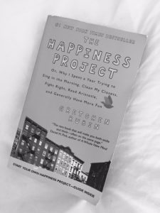 Boekentip: The Happiness Project