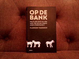 Fleurs Finest boekentip Op de bank van Florien Vaessen