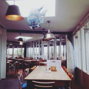 Restaurant de Marlijn op het Waddeneiland Schiermonnikoog